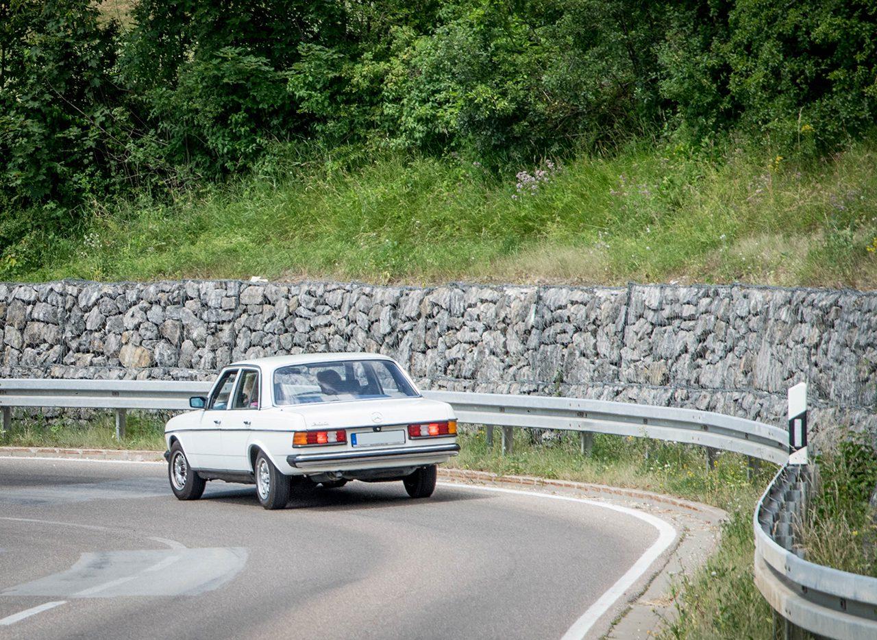 Mercedes-Benz W123 (Gisela)