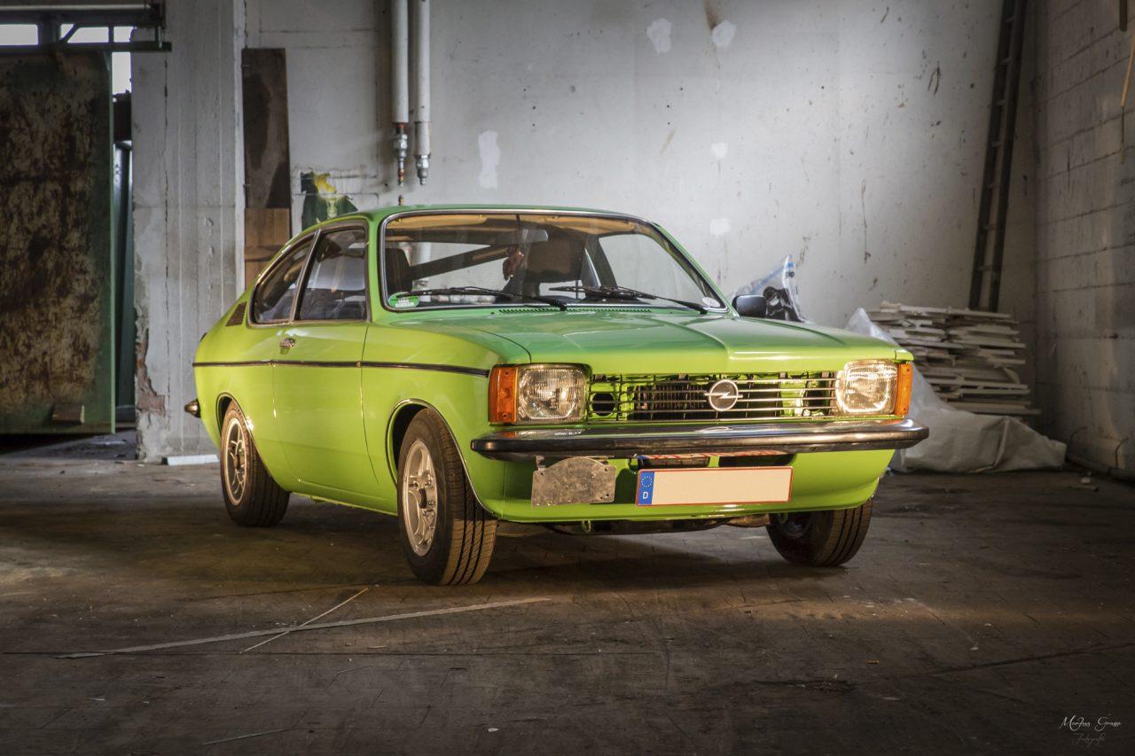 Opel Kadett C Coupé (Heike & Andreas)