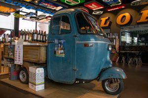 Radius Garage – Officina del Gusto
