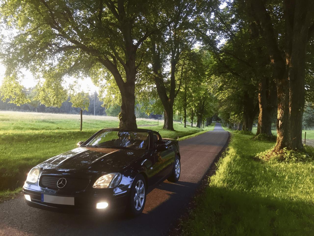 Mercedes-Benz SLK 200 R 170 (Klaus)